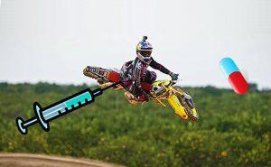 Il Motocross e la droga