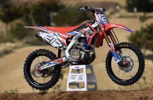 MXGP/MX2 Hot bikes 2015