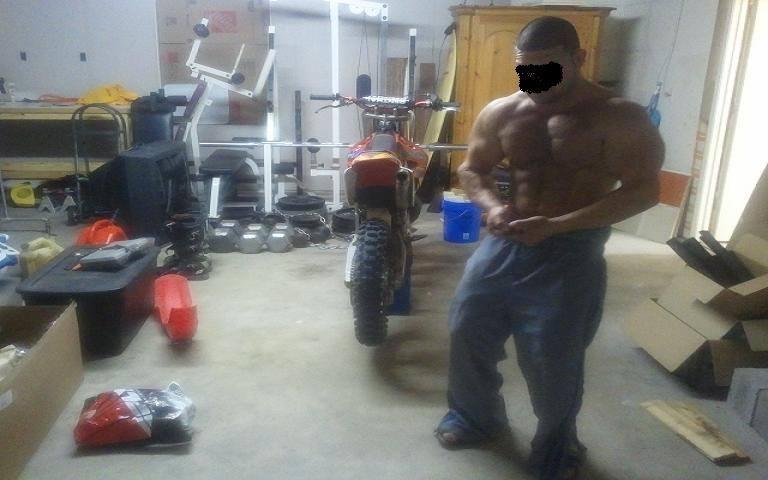 body building forbidden motocross