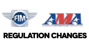 AMA FIM motocross regulation changes 2017