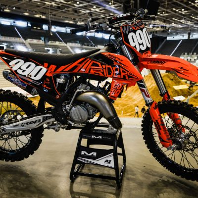 Bike Check – KTM SX 125 Whipriders Edition
