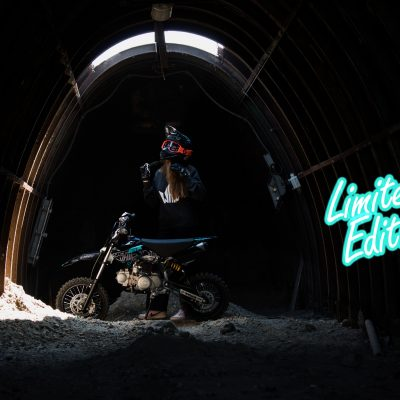 WHIP X YCF – Pitbike for criminals